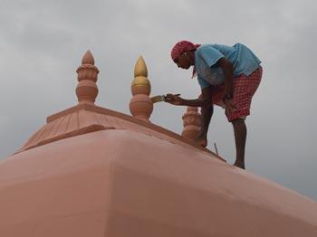 Painting Samadhi