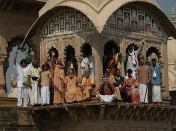 Parikrama Kusum Sarovara