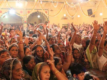 Radha Damodar Devotees