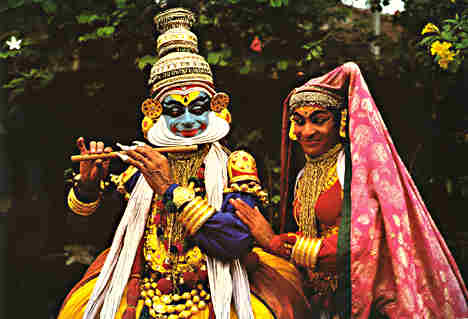 Katha Kali and Sacred Dance | Sri Narasingha Chaitanya Ashram