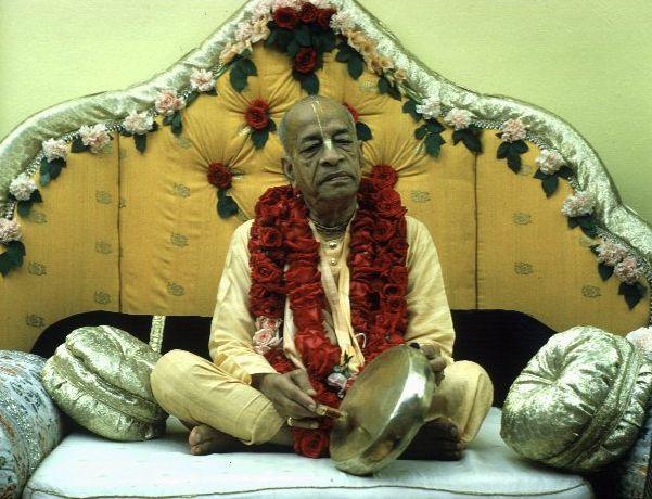 Srila A.C. Bhaktivedanta Swami Prabhupada