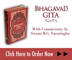 Bhagavad Gita - Sri Krsna's Illuminations on the Perfection of Yoga