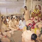 Srila B.P. Puri Maharaja - Photo 1412