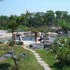 Bath in Kaveri
