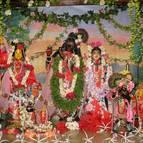 Radhastami and Vyasa Puja of Swami Narasingha - Photo 905