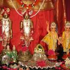 Radhastami and Vyasa Puja of Swami Narasingha - Photo 912