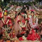Radhastami and Vyasa Puja of Swami Narasingha - Photo 914