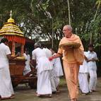 Radhastami and Vyasa Puja of Swami Narasingha - Photo 921