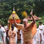 Radhastami and Vyasa Puja of Swami Narasingha - Photo 922
