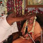 Radhastami and Vyasa Puja of Swami Narasingha - Photo 926