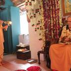 Radhastami and Vyasa Puja of Swami Narasingha - Photo 928
