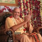 Radhastami and Vyasa Puja of Swami Narasingha - Photo 931