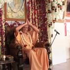 Radhastami and Vyasa Puja of Swami Narasingha - Photo 930