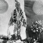 Vyasa-puja of Srila Bhaktisiddhanta in Madras