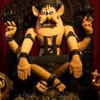Yoga Narasingha cover with candan, Narasingha Caturdasi, 2010