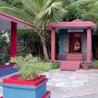 Srila Prabhupada Samadhi