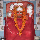Hanuman at Haridwar