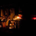 Devotees During Karttika Masa