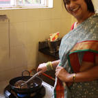 Vraja-lila Cooking