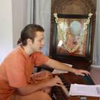 Gaura-Gopala Leading Bhajanas