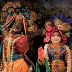 Radha-Madhava on Gopastami
