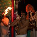 Sridhara Dasa Carrying the Palki