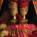 Radha Pada-darsana