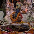 Govardhana Sila on Maha Rasa Purnima