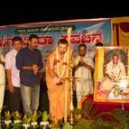 Lighting the Ceremonial Lamp