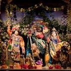 Sri Sri Gaura-Radha-Madhava