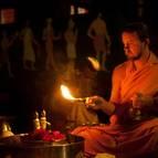 Arati to the Utsava Deities