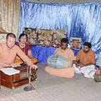 Kirtan led by GauraGopala Dasa