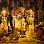 Vasanta Pancami-Deities Darshan