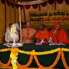 Giri Maharaja and Swamijis