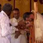 VIPs Honoring Giri Maharaja