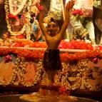 Mahaprabhu Being Bathed