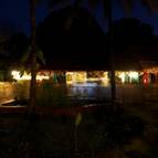 The Asrama at Night During the Festival