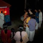 Arati for Mahadeva