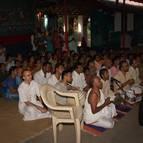 Bhajanas During the Abhiseka