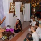 Krsna-kirtana's initiation