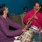 Murali Krsna Prabhu Playing Flute