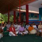 Bhajanas Outside the Samadhi