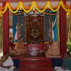 Class at the Samadhi