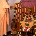 Arati to Srila Prabhupada