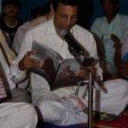 Balarama Reads His Offering