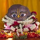 Giriraja on the ratha