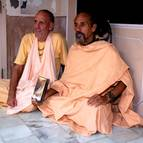 Guru Maharaja with 'Panama Maharaja'
