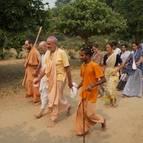 Govardhana Parikrama