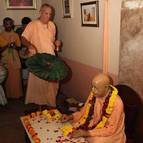 Guru Puja for Srila Prabhupada