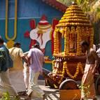 Ratha Festival for Sri Sri Gaura-Nitai